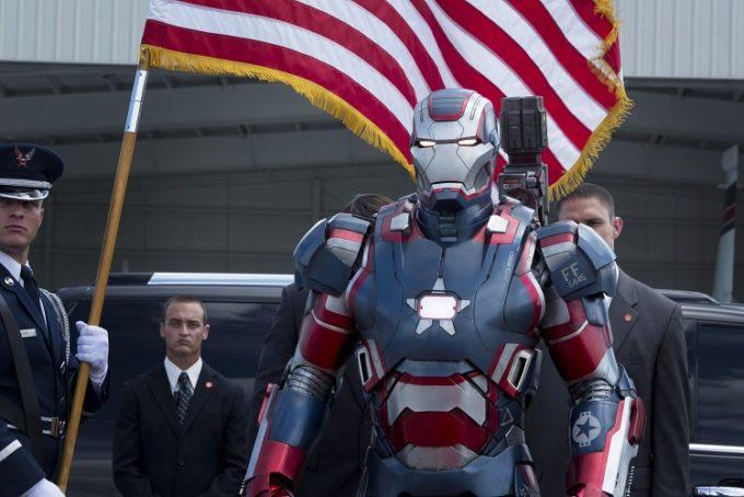 NEW IRON MAN 3 Trailer Debuts!
