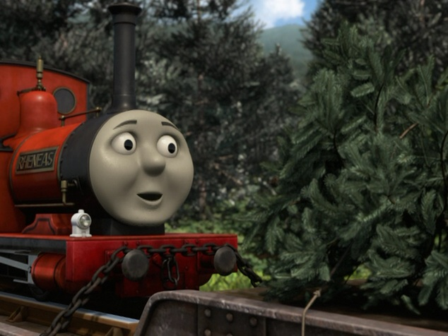 Christmas Tree Express