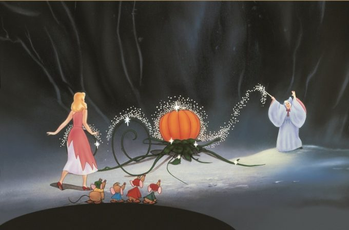 Bibbidi-Bobbidi-Boo! Disney's Cinderella Diamond Edition on Blu Review!
