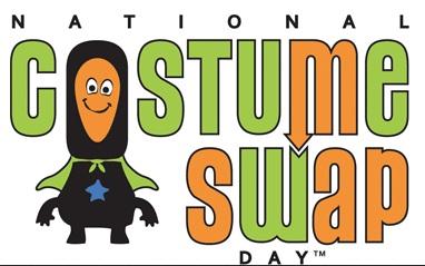 Costume Swap Day logo