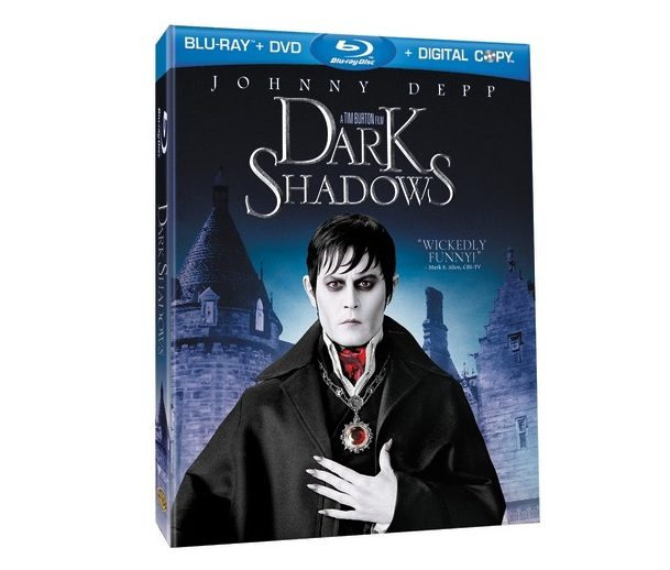 Dark Shadows Fun App & Blu-Ray Combo Pack Giveaway!  #DarkShadows