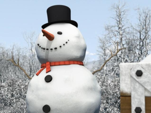 Ho Ho Snowman