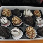 Shari's Berries Cheesecake Trio & Full Dozen Gourmet Dipped Fancy Berries Review!