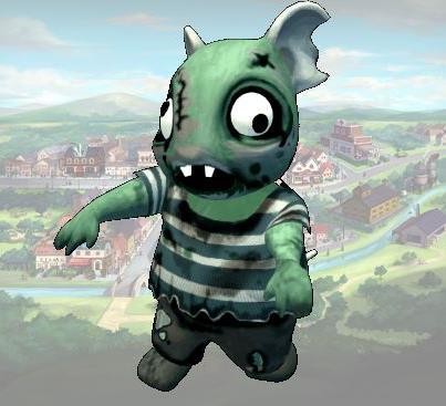 TTF Zombie