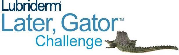 Lubriderm Later Gator Challenge