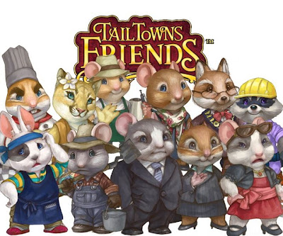 Tail Towns Friends pic