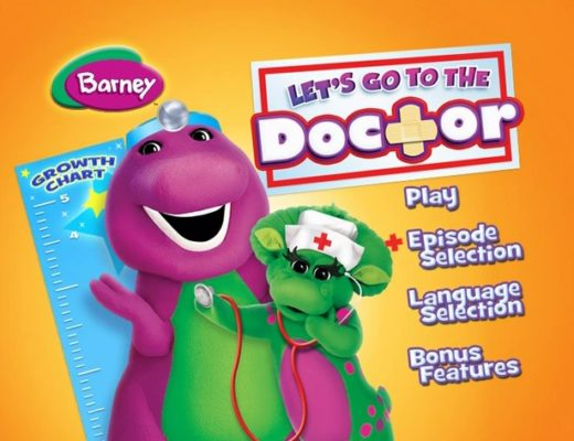 Barney -Let's Go To The Doctor