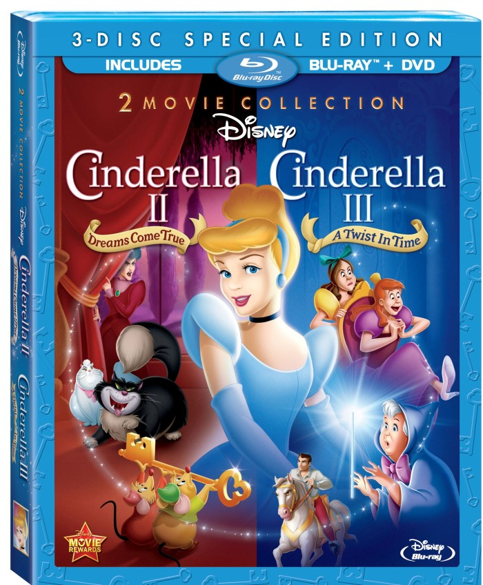 CinderellaII&IIITwoMovie_CollectionBluray