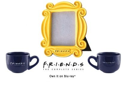 Limited Edition Friends Prize Pack Giveaway & Blog App!
