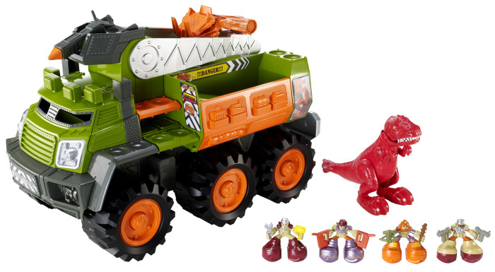 Mattel Big Boots