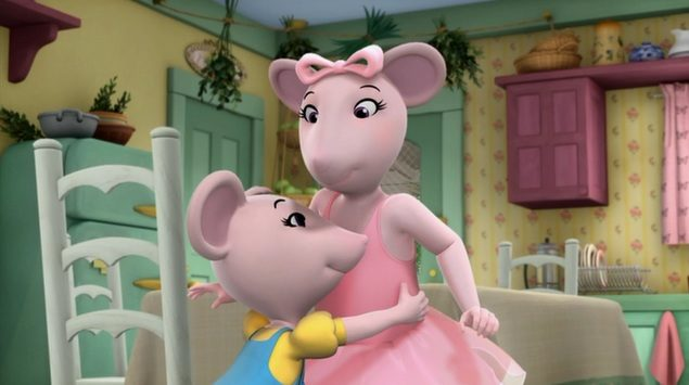 Angelina Ballerina: Superstar Sisters DVD Review & Giveaway!