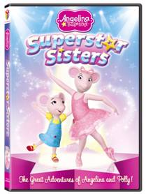 Angelina Ballerina Superstar Sisters
