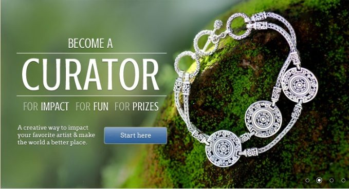 NOVICA Curation $50 GC Giveaway!