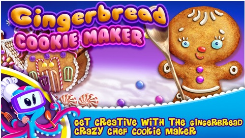 Gingerbread Cookie Maker