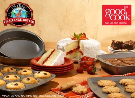 "Challenge Butter Recipe for Caring"" Celebrity Chef Challenge & Giveaway ($75 Value)!"