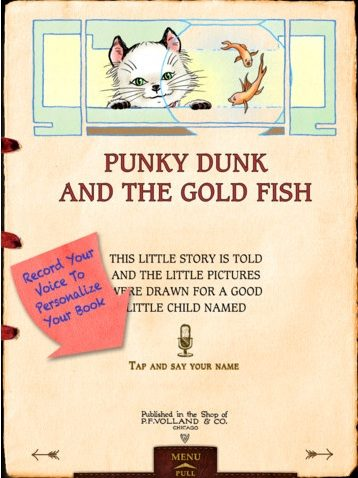 Punky Dunk and the Gold Fish – Free Children's App