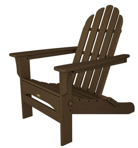 Trex Cape Cod Folding Adirondack Chair Giveaway! $300 Value!