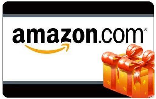 $125 Amazon.com Giveaway!