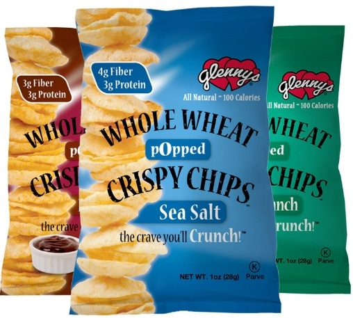 Glennys Whole Wheat Crispy Chips