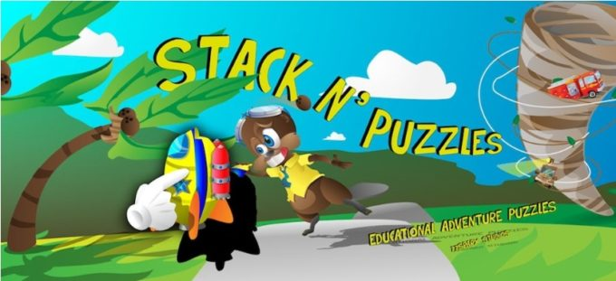 FREE app – Stack 'N Puzzles! Today Only!