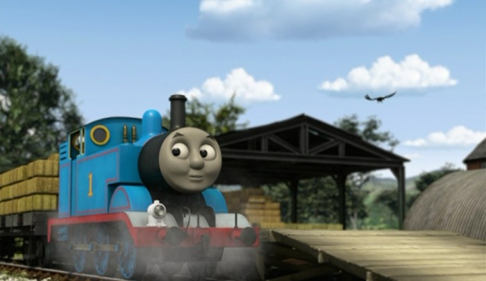 Thomas Toots the Crows