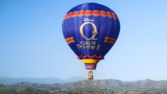 Journey to OZ Balloon Tour!