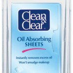 Clean & Clear Absorbing Sheets
