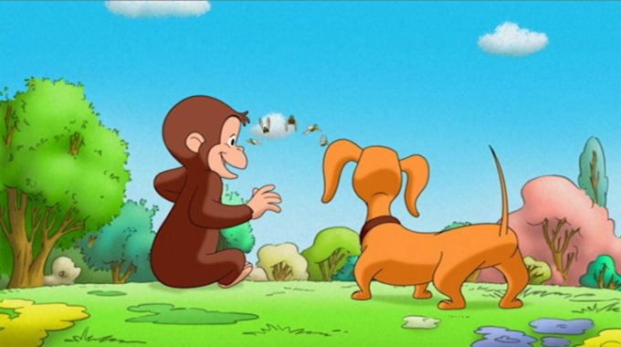 "Catch the Fever! ""Curious George Swings Into Spring"" DVD Review & Giveaway!"