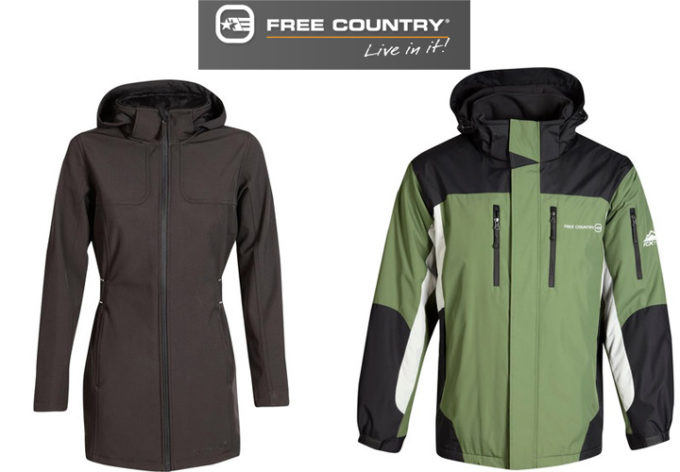 Free Country Jacket Review & Giveaway!