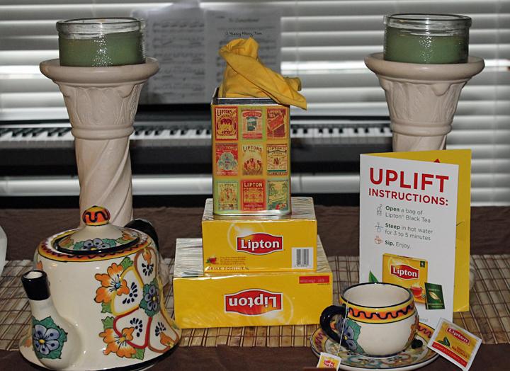 Lipton Prize Pack