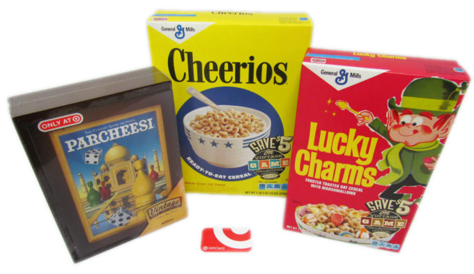 Big G Cereals Retro Packaging At Target & Prize Pack Giveaway! #myblogspark