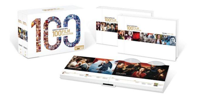 Best of Warner Bros 100 Film Collection Mother's Day Giveaway & Blog App ($597 Value!) #BestofWB