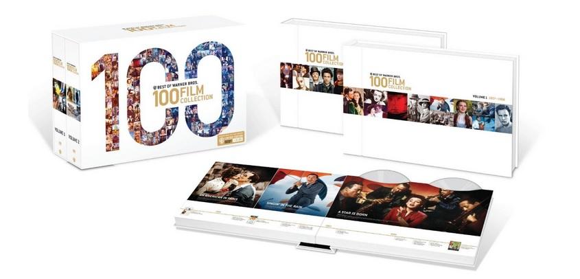 Best of Warner Bros 100 Film Collection