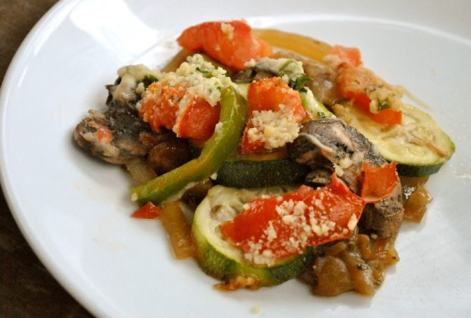 Ratatouille & More French Recipes – A Monster in Paris
