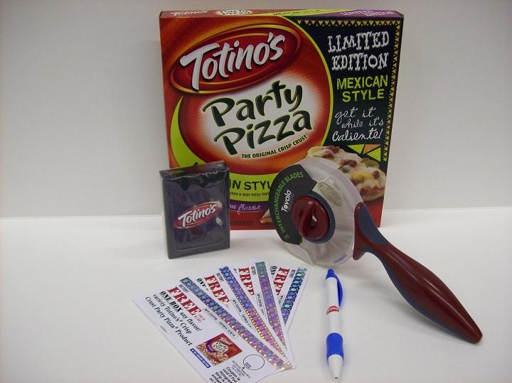 Totinos Prize Pack