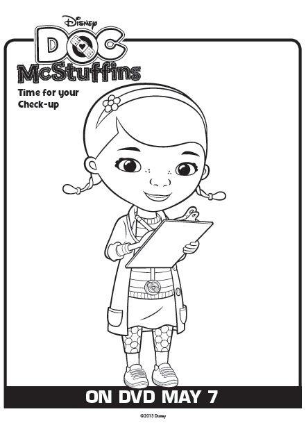 Fun Activities with Doc McStuffins!