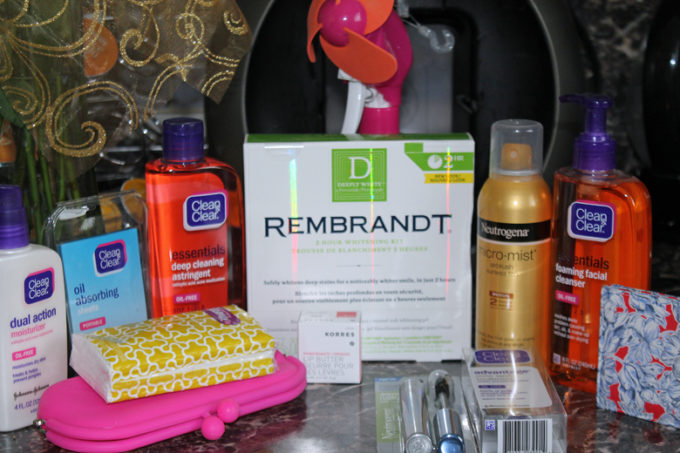 Clean & Clear Graduation Must-haves Prize Pack Giveaway! Value OVER $100!