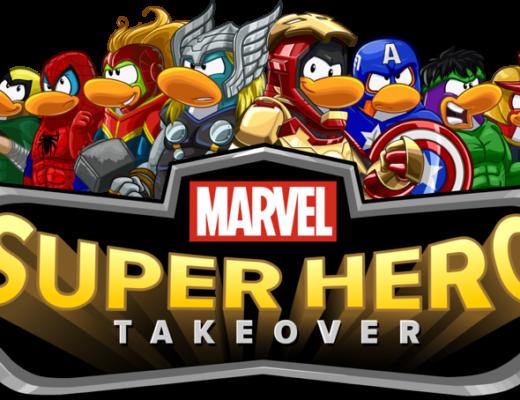 Marvel Super Hero Takeover