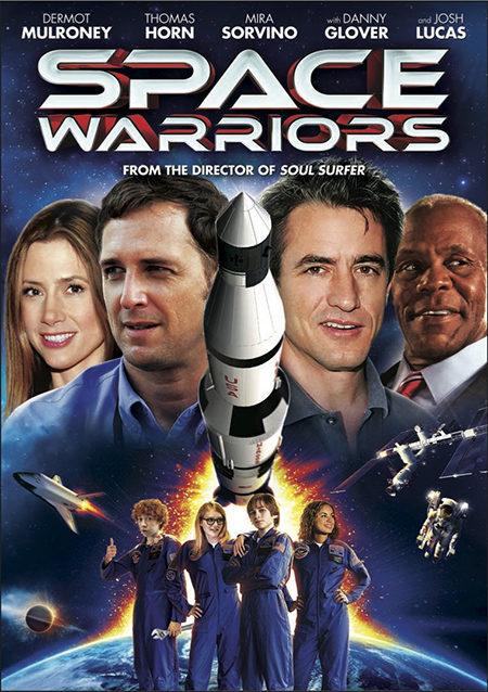 Space Warriors Blu-Ray Giveaway & Blog App!  #SpaceCamp