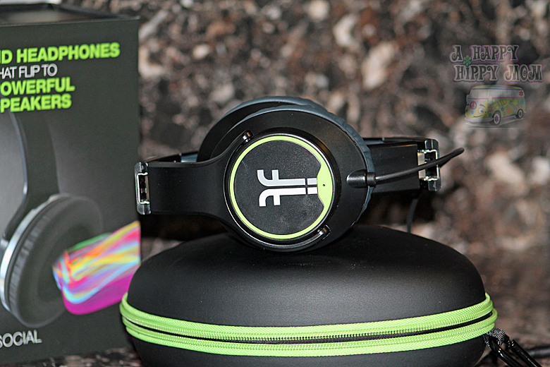 FLIPS Audio HD Headphones