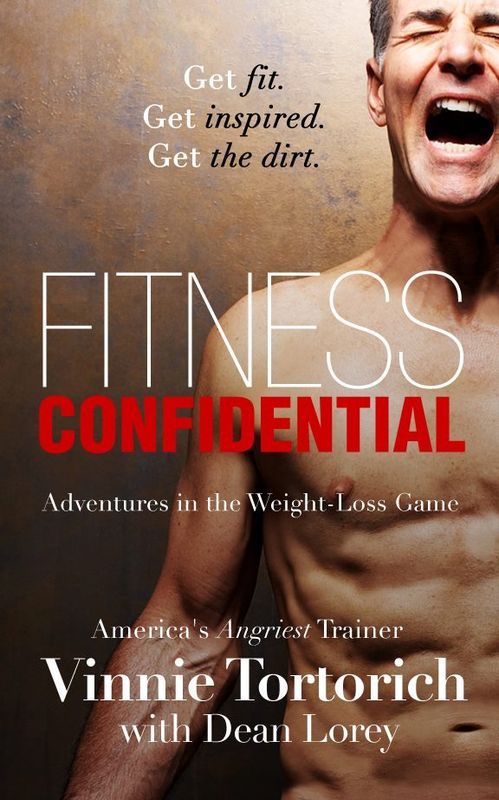 Fitness Confidential book