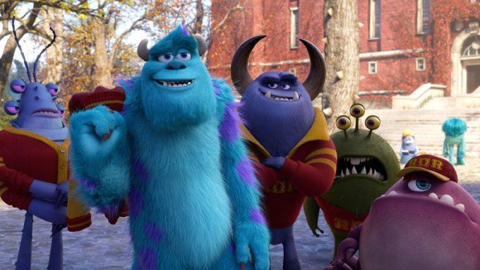 FREE Monsters University Activities!