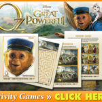 Free Oz Kids Activities!