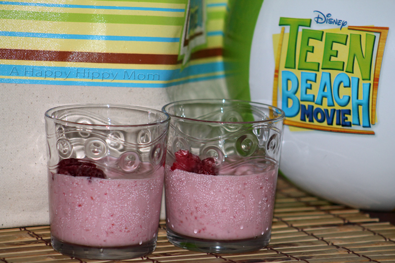 Rockin' Raspberry Smoothies Recipe