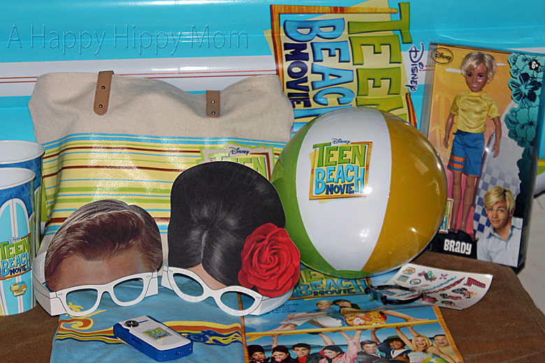 Teen Beach Movie products