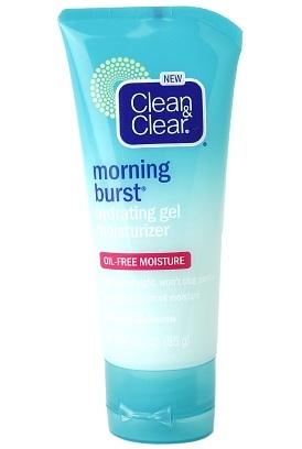 morning burst hydrating gel moisturizer