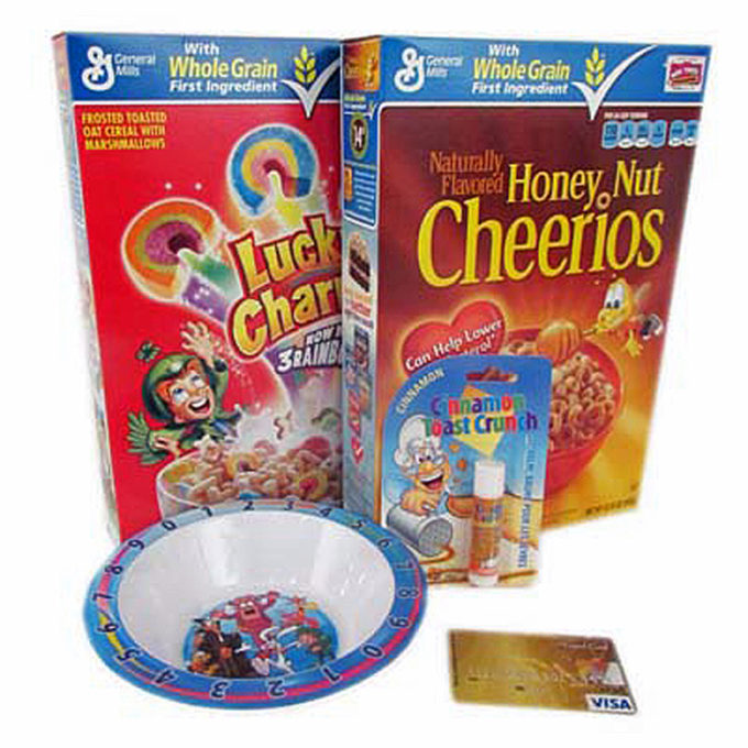 Breakfast at Home Savings Challenge,General Mills Coupons, & Giveaway!