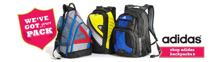Backpacks-Adidas