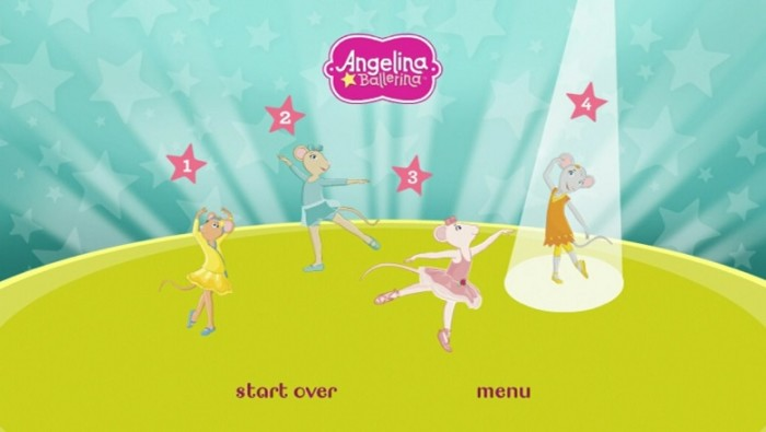 Dancing Star Memory Game
