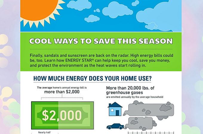 Cool Ways to Save with ENERGY STAR!